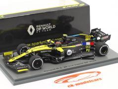 Esteban Ocon Renault R.S.20 #31 2ª Sakhir GP Fórmula 1 2020 1:43 Spark