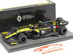 Esteban Ocon Renault R.S.20 #31 2e Sakhir GP formule 1 2020 1:43 Spark