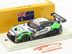 Mercedes-Benz AMG GT3 #77 5th 12h Bathurst 2020 Buurman, Engel, Stolz 1:43 Spark