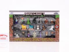 Minecraft Set 20 personaggi serie 5 sì là Toys