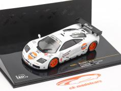McLaren F1 GTR #6 Paul Ricard 1996 Raphanel, Owen Jones 1:43 Ixo / 2. elección