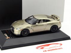 Nissan GT-R 45th Anniversary Gold Edition 2015 Silica brass 1:43 Premium X / 2. Wahl