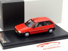 Fiat Tipo 3 portas ano 1995 vermelho 1:43 Premium X / 2ª escolha
