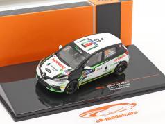 Renault Clio RSR #48 Rallye México 2020 Rejon, Pimentel 1:43 Ixo