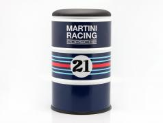 Oil drum stool Porsche 917 Martini #21
