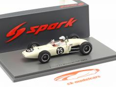 Jim Hall Lotus 21 #25 Mexican GP 1962 1:43 Spark
