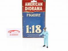 figur 2 Hazmat Crew 1:18 American Diorama