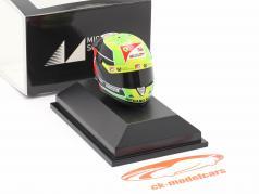 Mick Schumacher Prema Racing #20 fórmula 2 campeón 2020 casco 1:8 MBA