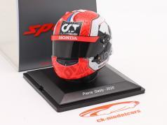 Pierre Gasly #10 Scuderia Alpha Tauri Honda Formel 1 2020 Helm 1:5 Spark