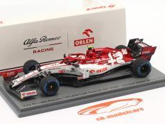 Antonio Giovinazzi Alfa Romeo Racing C39 #99 Türkei GP Formel 1 2020 1:43 Spark