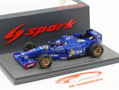 Olivier Panis Ligier JS41 #26 4e Canadees GP formule 1 1995 1:43 Spark