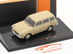 Volkswagen VW 1500 Variant Type 3 Bouwjaar 1962 beige 1:43 Ixo