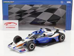 Takuma Sato Honda #30 Winner Indy 500 IndyCar Series 2020 1:18 Greenlight