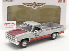 GMC Sierra Classic 1500 Official Truck 第65名 Indy 500 1981 1:18 Greenlight