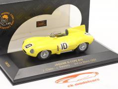 Jaguar D-Type #10 LeMans 1955 Claes, Swaters 1:43 Ixo / 2. Wahl