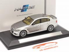 BMW Hartge H50 V10 limusina año 2006 plata 1:43 Premium X