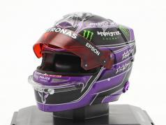 L. Hamilton #44 Mercedes-AMG Petronas 土耳其 GP 公式 1 世界冠军 2020 头盔 1:5 Spark