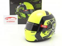 Lando Norris #4 McLaren F1 Team 公式 1 2021 头盔 1:2 Bell