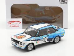 Fiat 131 Abarth #10 vencedora Rallye Monte Carlo 1980 Röhrl, Geistdörfer 1:18 Solido