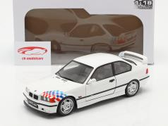 BMW M3 (E36) Coupe Lightweight 建設年 1990 白い 1:18 Solido