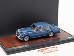 Rolls Royce SC III Flying Spur by Mulliner 1965 blue 1:43 Matrix