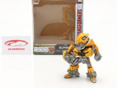 Figur Bumblebee aus dem Film Transformers 5: The Last Knight 2017 Jada Toys