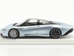 McLaren Speedtail Год постройки 2019 жидкость кристалл 1:43 TrueScale