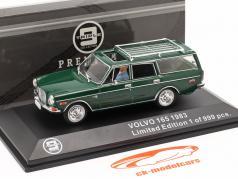 Volvo 165 Baujahr 1983 dunkelgrün 1:43 Triple9