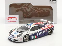 McLaren F1 GTR #39 8. 24h LeMans 1996 Piquet, Cecotto, Sullivan 1:18 Solido