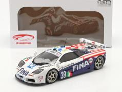 McLaren F1 GTR #39 8th 24h LeMans 1996 Piquet, Cecotto, Sullivan 1:18 Solido