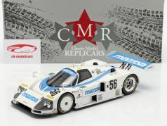 Mazda 787 #56 8 ° 24h LeMans 1991 Yorino, Terada, Dieudonne 1:18 CMR