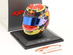 Alexander Albon #23 Aston Martin Red Bull Racing 式 1 2020 ヘルメット 1:5 Spark