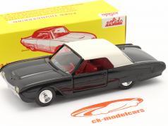 Ford Thunderbird Coupe Año de construcción 1962 negro / blanco 1:43 Solido