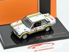 Fiat 131 Abarth #18 ралли San Remo 1978 Pasetti, Barban 1:43 Ixo / 2. выбор