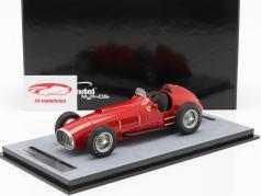 Ferrari 375 Indy Press version 1952 racing red 1:18 Tecnomodel