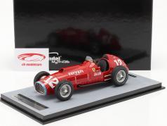 A. Ascari Ferrari 375 Indy #12 Indy 500 formula 1 World Champion 1952 1:18 Tecnomodel