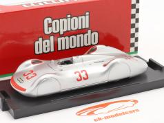 L. Fagioli Auto Union Type C Streamline #Avusrennen 33 1937 1:43 Brumm