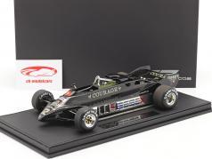 Nigel Mansell Lotus 88B #12 formula 1 1981 with showcase 1:18 GP Replicas