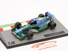 Michael Schumacher Benetton B194 #5 formula 1 World Champion 1994 1:43 Altaya