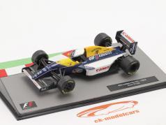 Alain Prost Williams FW15C #2 formula 1 World Champion 1993 1:43 Altaya