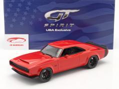 Dodge Super Charger Concept Car 1968 red 1:18 GT-Spirit