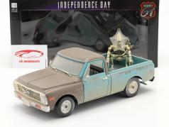 Chevrolet C-10 Recoger 1971 Película Independence Day (1996) Con figura 1:18 Highway61