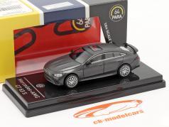 Mercedes-Benz AMG GT 63 S Ano de construção 2019 esteira cinza escuro 1:64 Paragon Models
