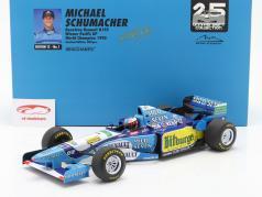 M. Schumacher Benetton B195 #1 победитель Тихоокеанский регион GP F1 Чемпион мира 1995 1:12 Minichamps