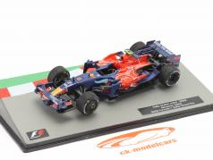 Sebastian Vettel Toro Rosso STR3 #15 Sieger Italien GP Formel 1 2008 1:43 Altaya
