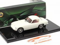Lotus Elite Byggeår 1958 hvid 1:43 Spark
