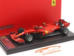 Charles Leclerc Ferrari SF1000 #16 4th Turkish GP formula 1 2020 1:43 LookSmart