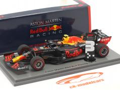 Alexander Albon Red Bull Racing RB16 #23 3ª Toscano GP Fórmula 1 2020 1:43 Spark