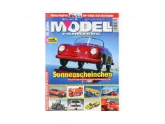 Zeitschrift MODÈLE DE VÉHICULE production juillet / août - Non. 4 / 2021