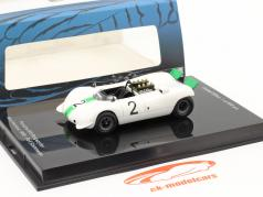 Porsche 909 Bergspyder #2 2ª montanha EM Mont Ventoux 1968 Stommelen 1:43 Norev
